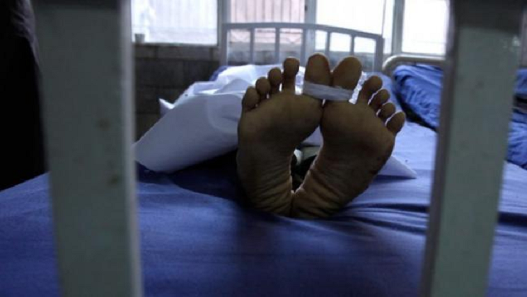 SABC News dead body R - Family disappointed as N. West healthcare worker dies on duty