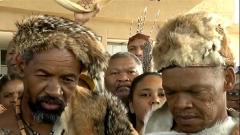 Khoisan people.