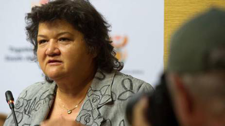 SABC News lynne brownGCIS - Lynne Brown led SOEs with an iron fist: Tlhakude