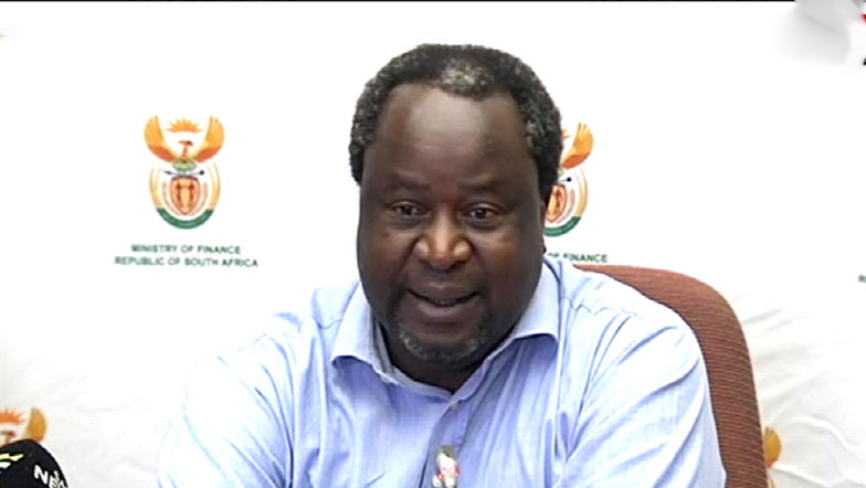 SABC News mboweni - Politicians should not have been appointed to PIC board: Mboweni