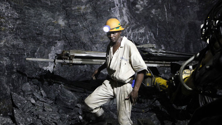 SABC News mine worker Reuters - Mining companies request judicial review of SA mining charter