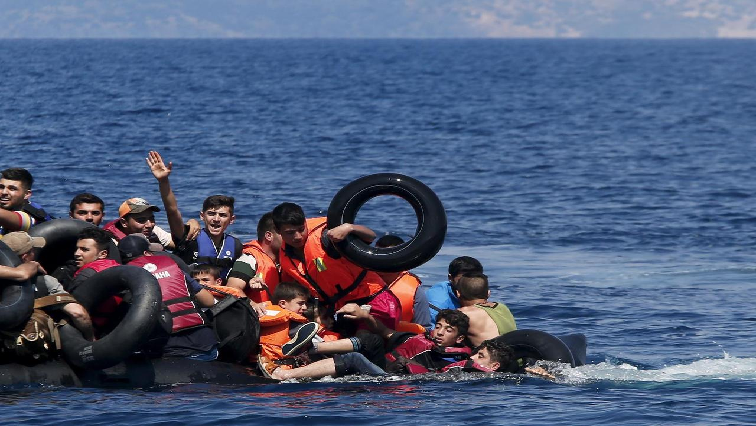 refugees and migrants.