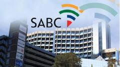SABC building.