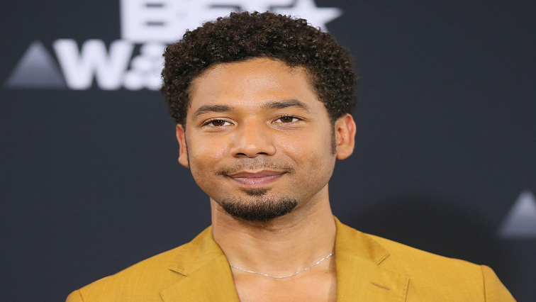 SABC NewsJussie Smollett R - Jussie Smollett indicted on 16 counts of lying to Chicago police