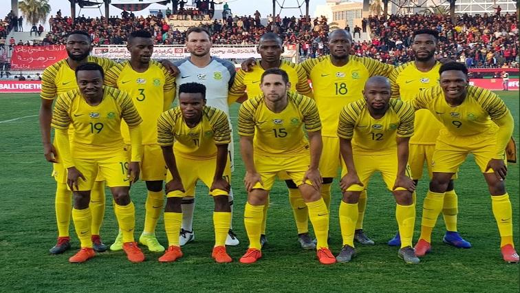 Bafana Bafana team