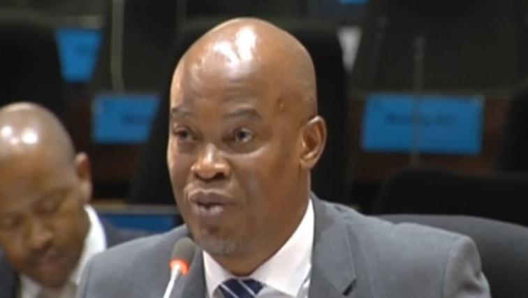 SABC News Ntuane - PIC's Ntuane reveals his strained relationship with CFO