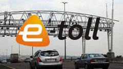 e-toll gantry