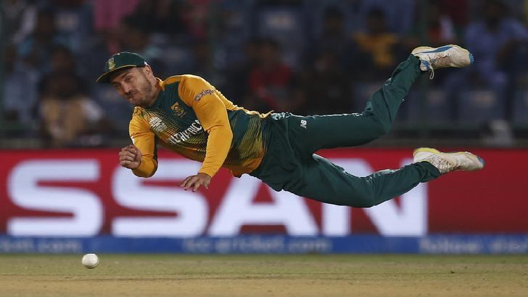SABC News  Faf du Plessis Reuters - Proteas bowl Sri Lanka out for 189 in 4th ODI