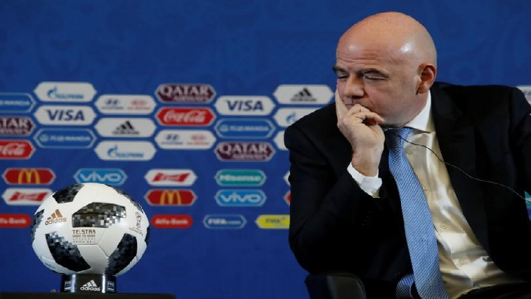 SABC News  Gianni Infantino  Reuters - FIFA to have 24 team Club World Cup in 2021
