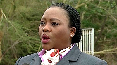 SABC News  Nomusa Dube Ncube - Municipalities are underperforming: Traditional Affairs MEC