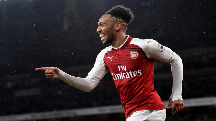 SABC News  Pierre Emerick Aubameyang  Reuters - Arsenal claims United first domestic loss under Solskjaer