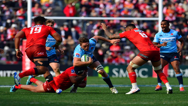 Waratahs vs Sunwolves