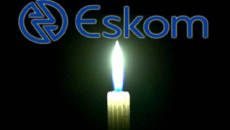 Eskom and candle