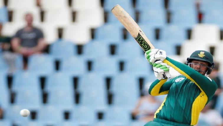 SABC News Quinton de Kock Reuters - Proteas' batting a concern ahead of World Cup