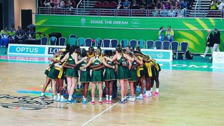 SABC News SA Netball Twitter@Netball SA - SA wins bid to host 2023 Netball World Cup