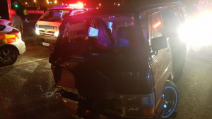 Taxi Crash Brakpan@ER24EMS 300x169 - Drivers urged to obey rules of the road