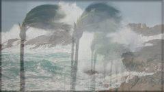 Rainy weather conditions