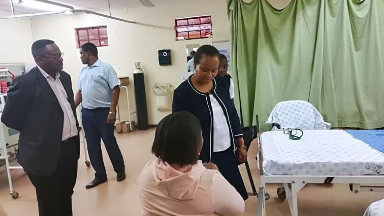 Dr Gwen Ramokgopa.JPG twitter@Gautenghealth - Gauteng Health wants all clinics to be compliant: Ramokgopa