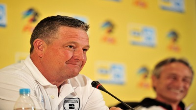 Gavin Hunt Twitter via @BidvestWits 1 - Wits looking forward to their league class against Leopards