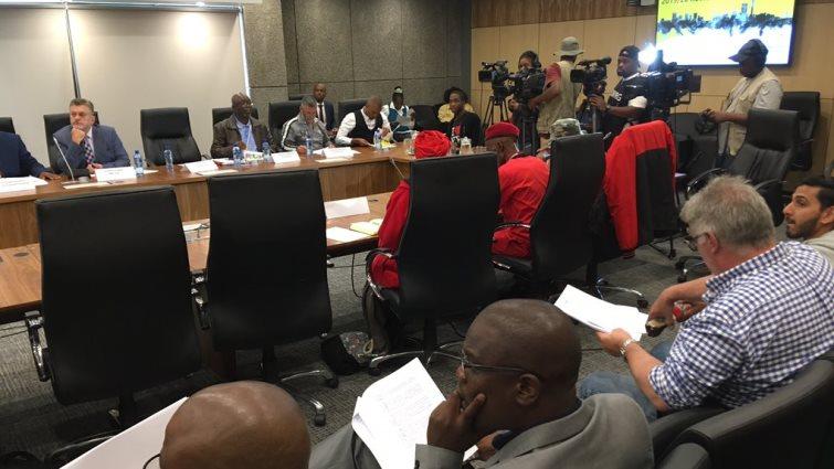 Joburg mayor meeting @CityofJoburgZA - Blame game continues ahead of Mashaba's visit to Alex