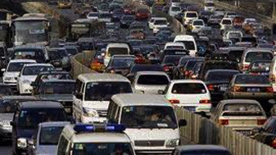 Roads TrafficR - Motorists warned to exercise caution as traffic volumes increase