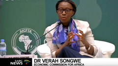Dr Vera Songwe