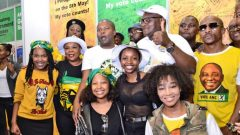 Makhura and the youth