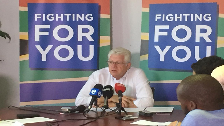 SABC News Alan Winde Twitter @Our DA - Winde gives Cele 30 days to respond to policing challenges in the W.Cape letter