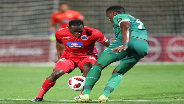 SABC News AmaZulu Twitter - AmaZulu secure safety with SuperSport upset
