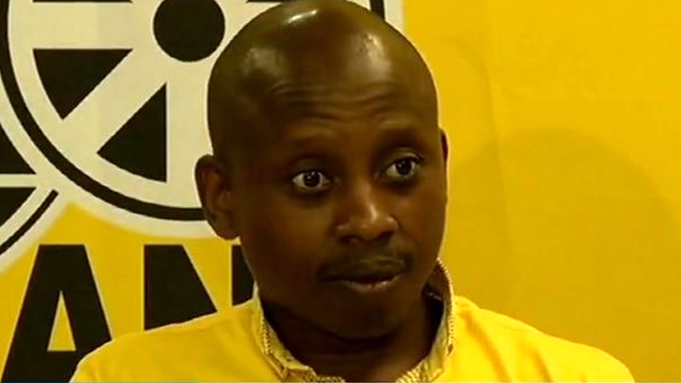 SABC News Andile Lungisa P 1 - Lungisa aims to continue serving his community
