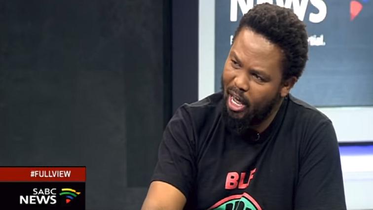SABC News Andile Mngxitama - FF Plus withdrawn court application against BLF