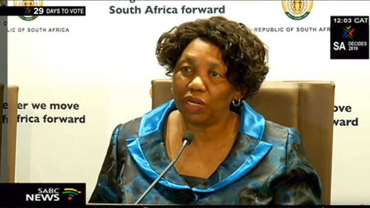 SABC News Angie Motshekga - Public schools in SA still surrounded by poor infrastructure: Survey