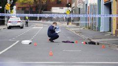 Victoria Police personnel