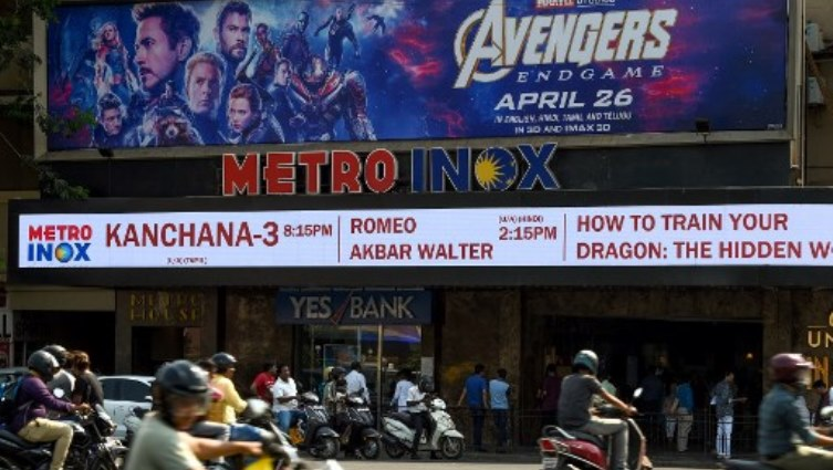 SABC News Avengers AFP - 'Avengers: Endgame' smashes records in global launch