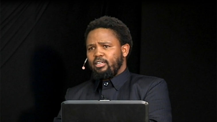 BLF leader Andile Mngxitama