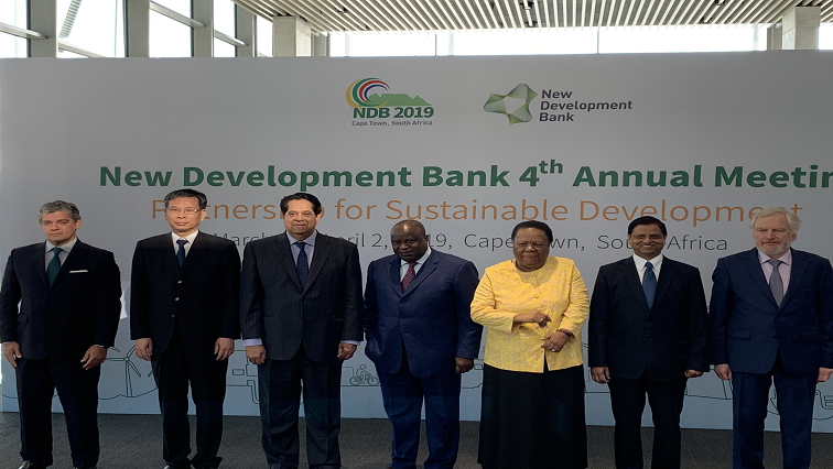 SABC News BRICS Twitter @SAgovnews - Brics bank to expand beyond member countries
