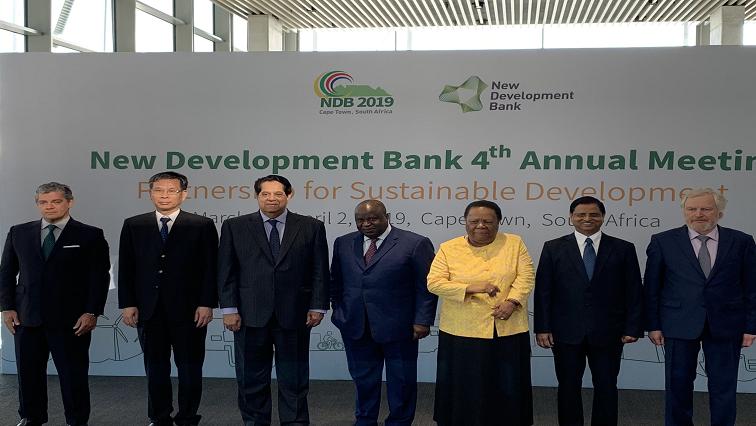 BRICS delegates