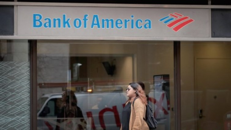 SABC News Bank of America AFP - Bank of America reports higher profits, sees 'solid' US economy