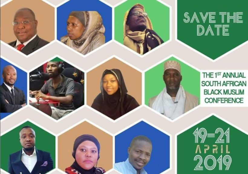 SABC News Black Muslim Conference Twitter BMC 820x577 - Conference to share ideas, expertise amongst Black Muslims