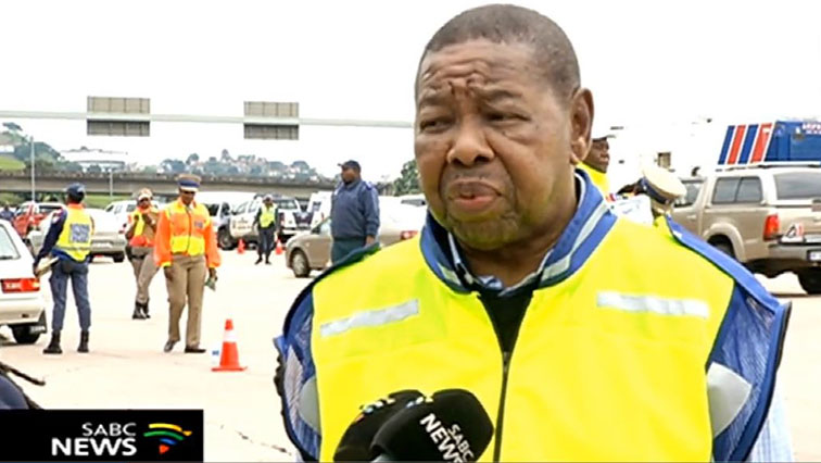 SABC News Blade Nzimande 1 - Not respecting rules of the road a major cause of crashes: Nzimande