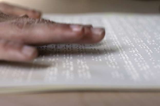 SABC News Braille AP - Education dept blames service providers for delay in delivery of braille textbooks