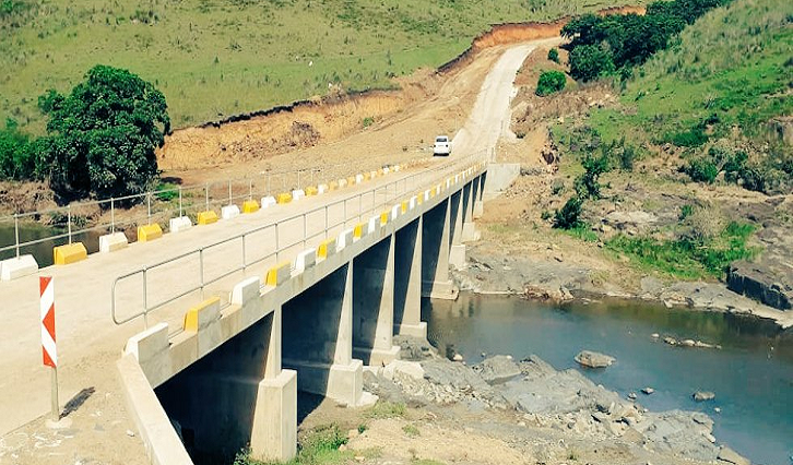 SABC News Bridge P - New bridge to bring relief to E Cape residents
