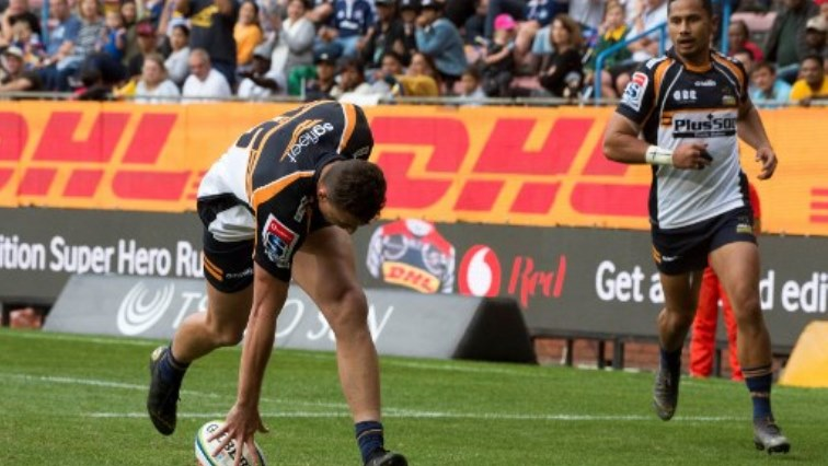 SABC News Brumbies AFP - 'Incredible' defence gives Brumbies victory in South Africa