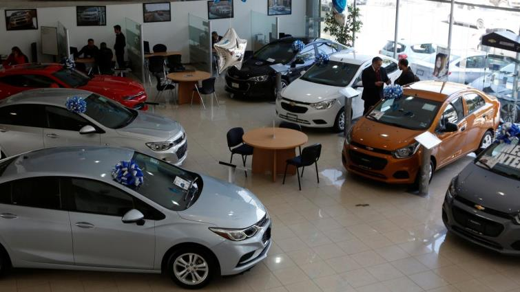 SABC News Car sales Reuters - New vehicle sales continue to drop
