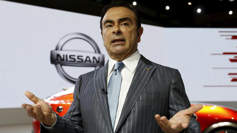 SABC News Carlos Ghosn Reuters - Tokyo court approves ten days detention for Ghosn
