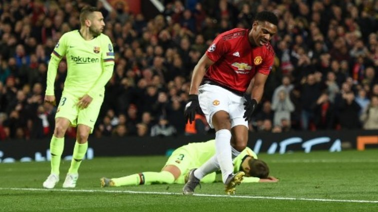 SABC News Champs Leag AFP - Goal-shy Man Utd pray for another Champions League miracle