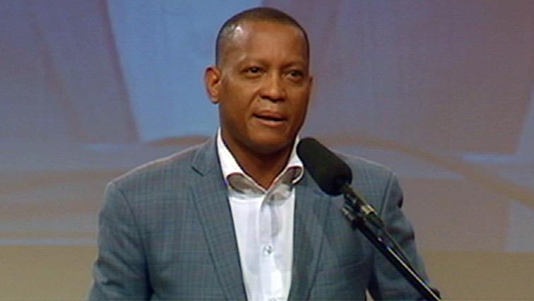 Former SABC COO Chris Maroleng