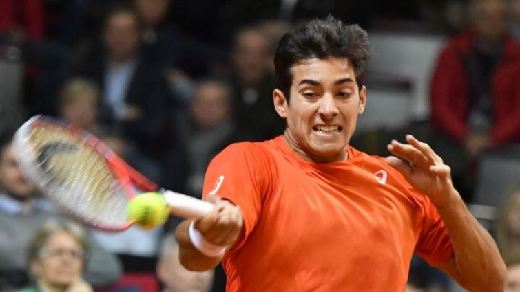 SABC News Christian Garin AFP - Garin becomes first Chilean ATP champion in a decade