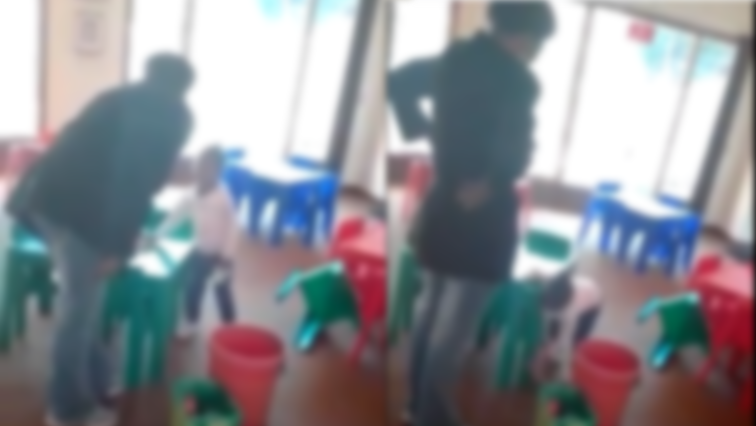 SABC News Creche P - Carletonville child minder out on bail