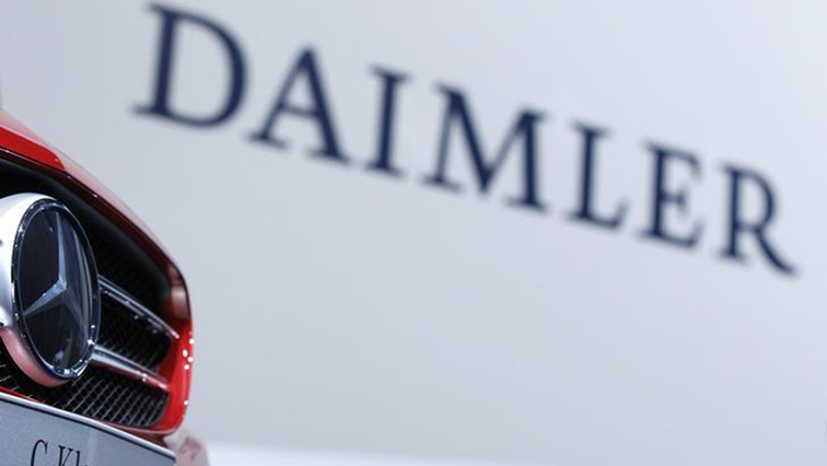 SABC News Daimler Reuters - High costs and supply chain woes put brakes on Daimler
